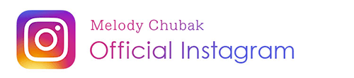 Melody Chubak Official Instagram